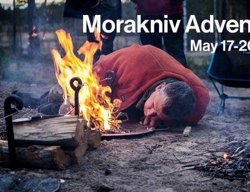 Morakniv Adventure 17-20/5/2018